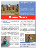 Rema newsletter Spring 2019